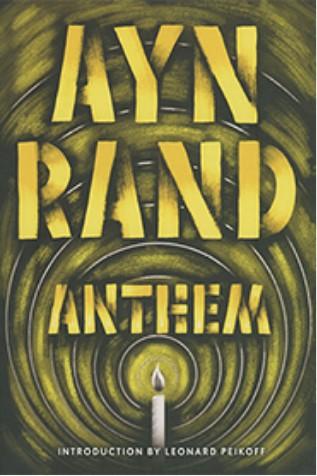 Caratula Libro Ayn Rand Anthem