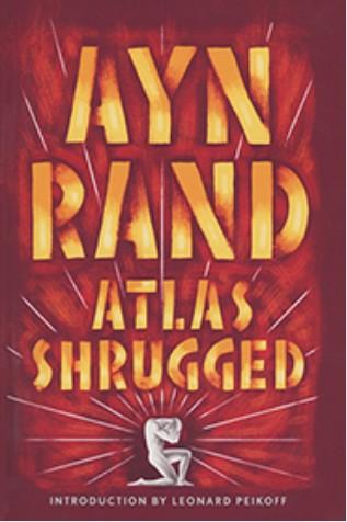 Caratula Libro Ayn Rand Atlas Shrugged