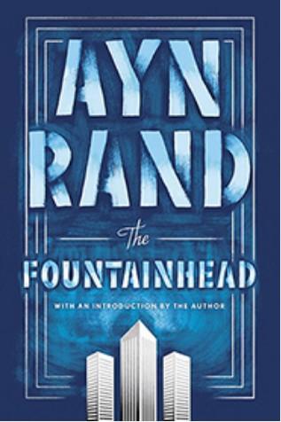 Caratula Libro Ayn Rand The Fountainhead