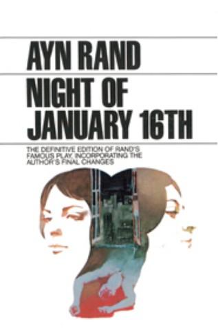 Caratula Libro Ayn Rand Night of January 16th
